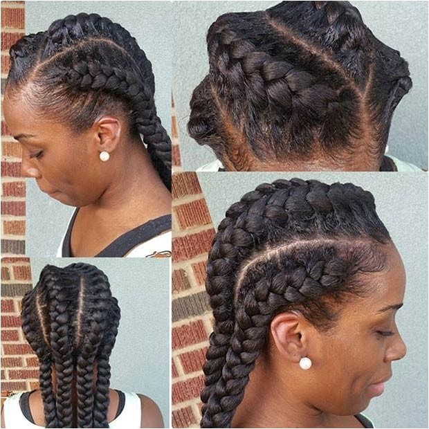 min hairstyles for under braid hairstyles with weave goddess braids hairstyles for black women stayglam