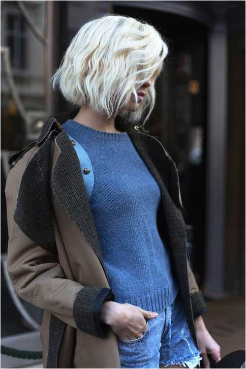 25 short hairstyles for blonde hair
