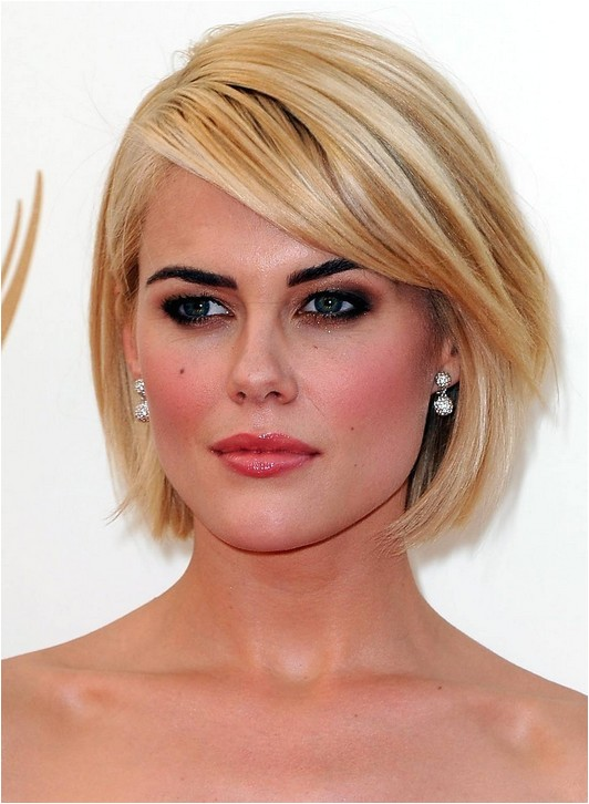 Blonde Bob Haircuts with Bangs Short Bob Haircuts 20 Hottest Bob Hairstyles Of 2014