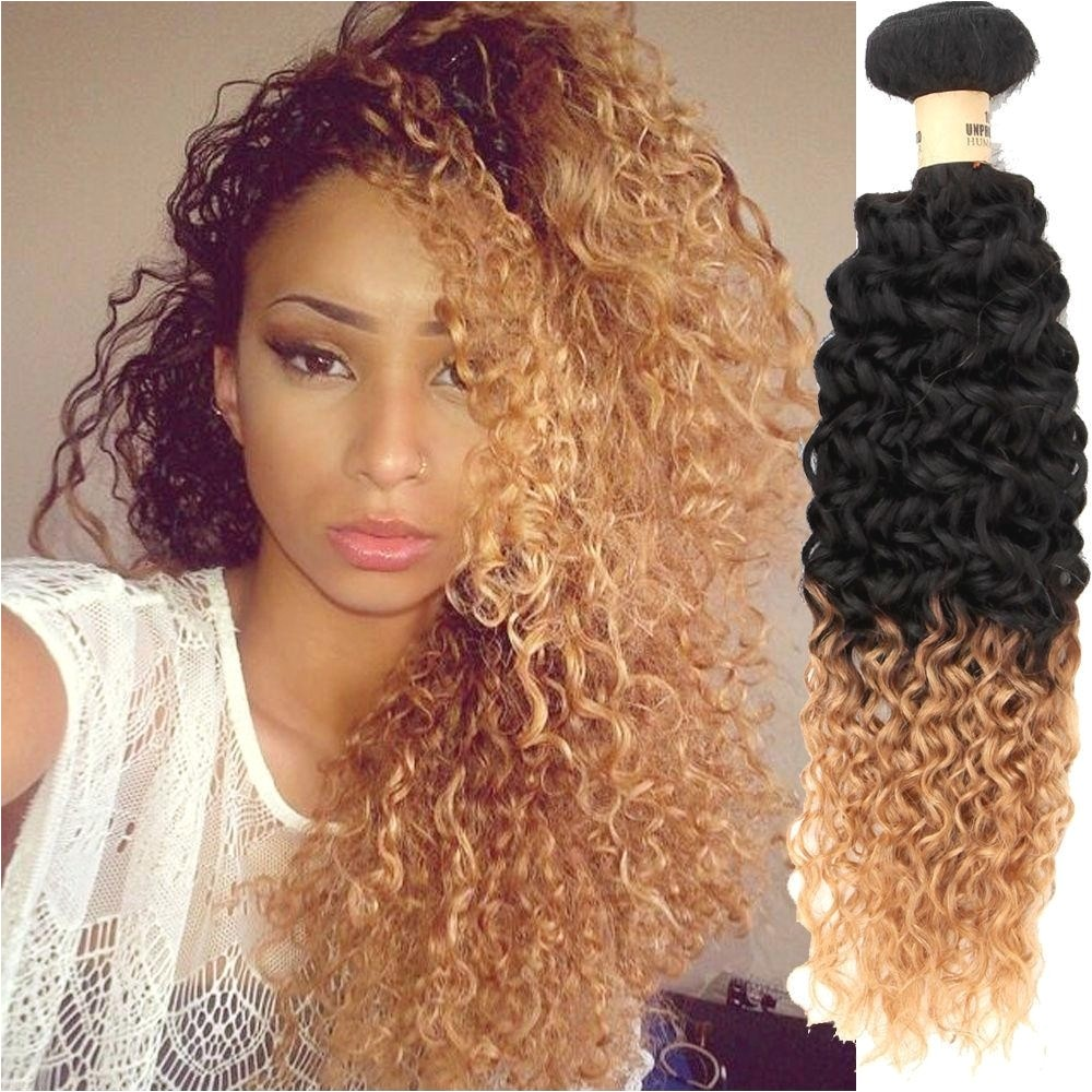 blonde curly weave hairstyles