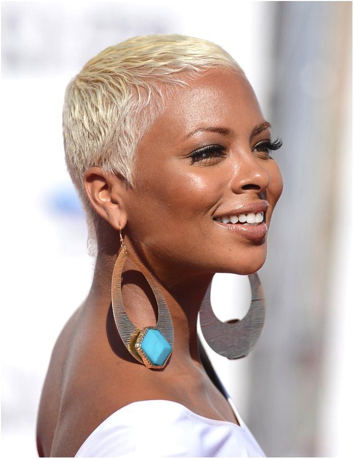short blonde hairstyles for black women 2