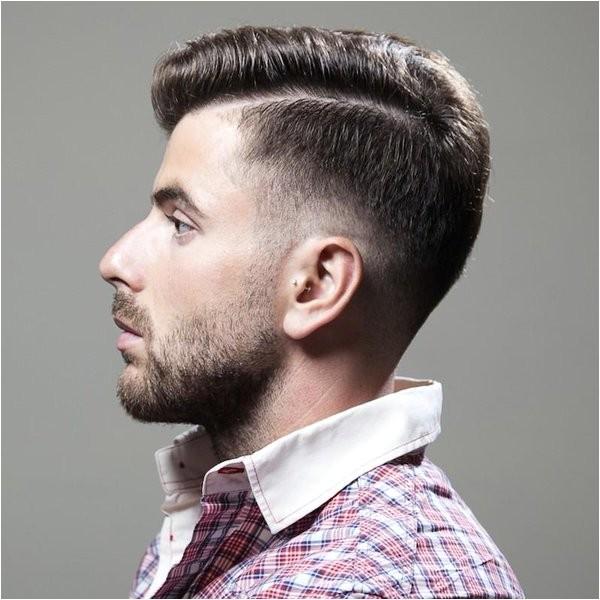men blowout haircut ideas