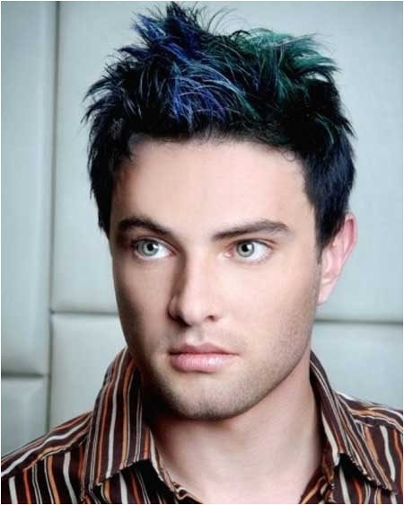 cool hair color ideas for men