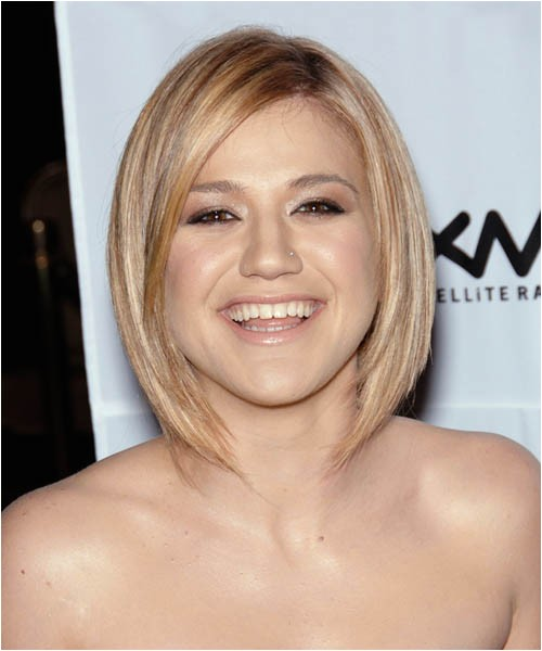 Blunt Bob Haircut for Fine Hair Medium Length Bob Hairstyles