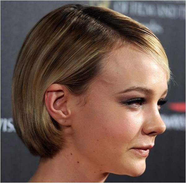 Bob Haircut From Behind Incredible Behind the Ears Bob Haircut by Rustic Article