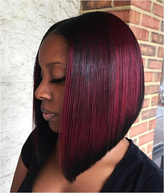 bob haircuts and hairstyles for black women