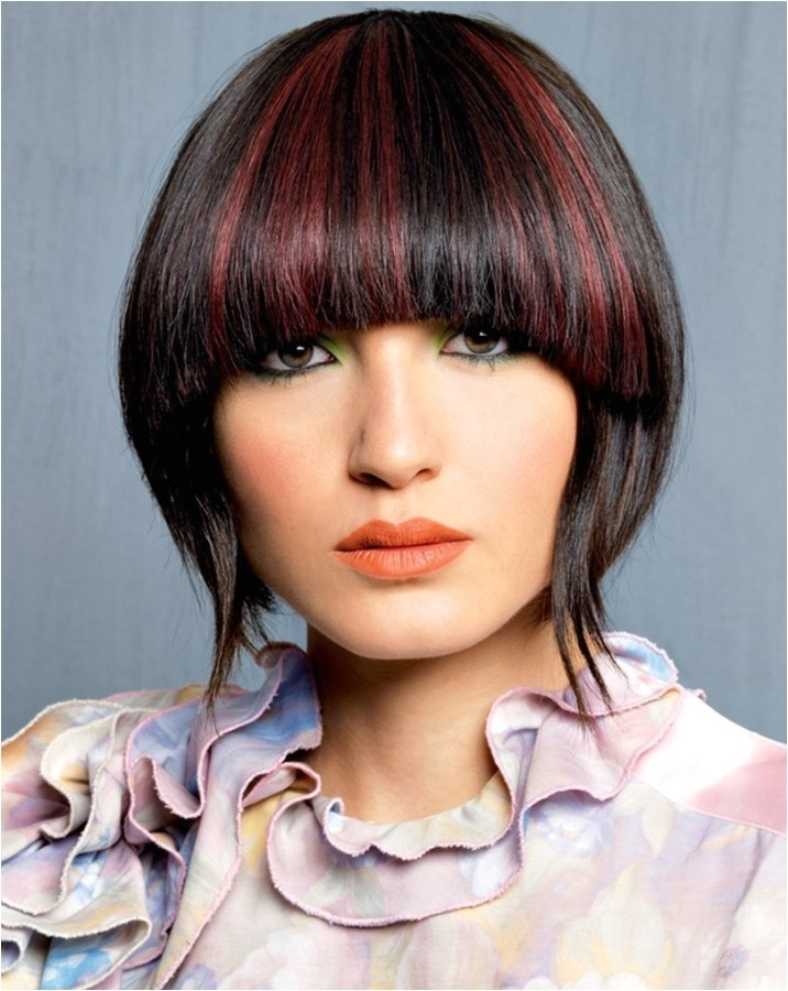 short bob hair style trends for fall 5157