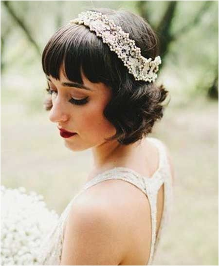 wedding hairstyles short hair must love