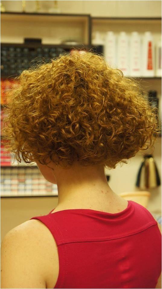 permed hairdos