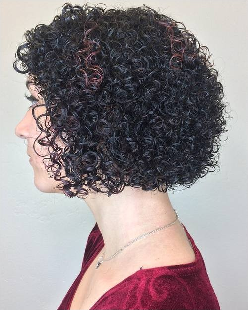 Bob Haircut with Perm 20 Hairstyles and Haircuts for Curly Hair Curliness is
