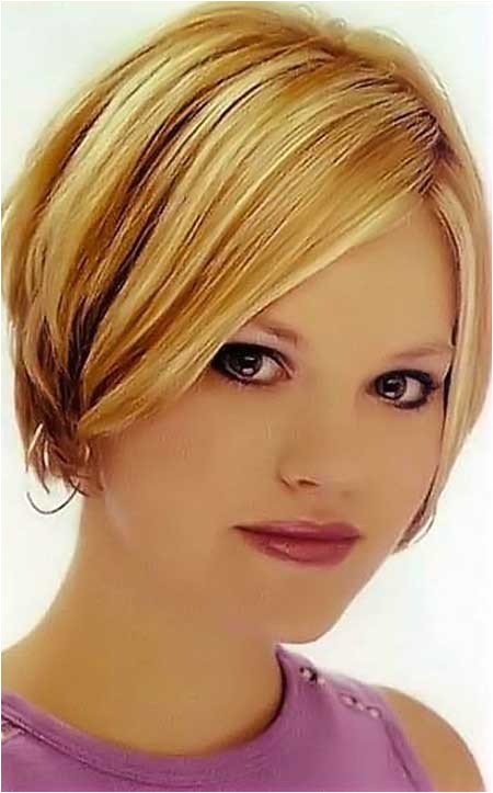short bob hairstyles without bangs