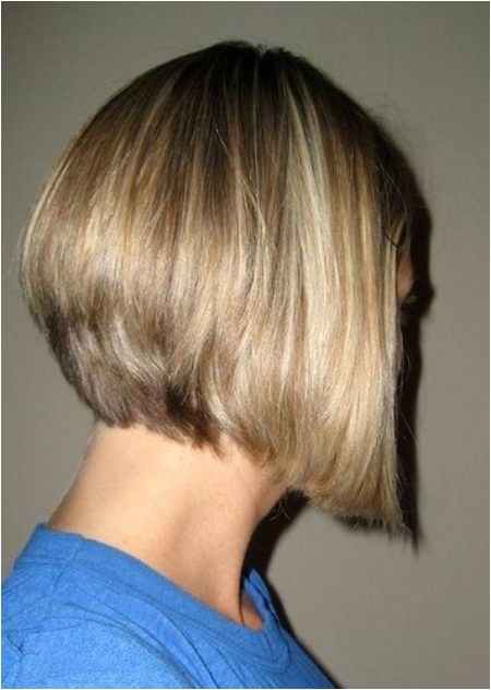 angled bob haircut pictures back view regarding your own head