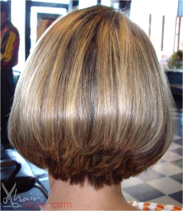 back of head wedge haircut pictures image