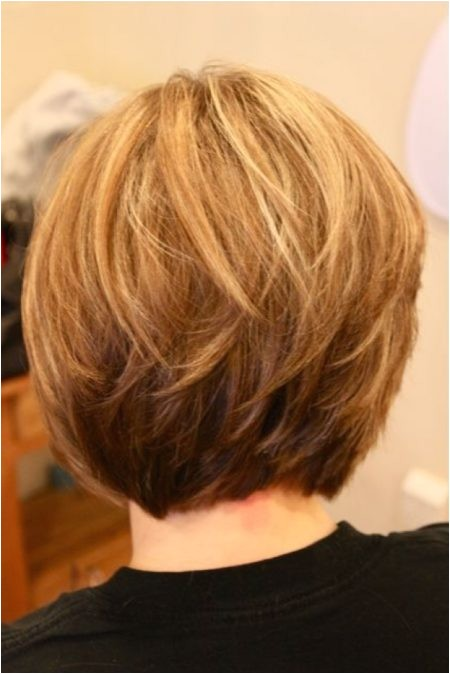 stacked bob haircut pictures back head for wish