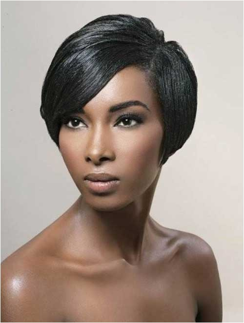 25 short bob hairstyles for black women