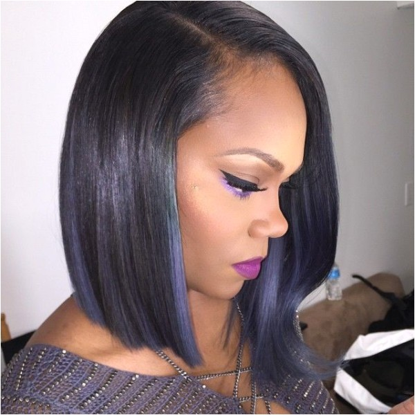 trendy bob hairstyles black women