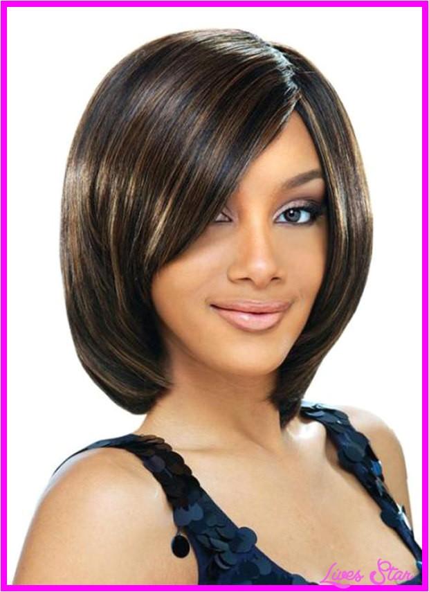 cute black girl bob haircuts