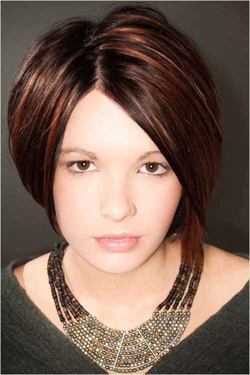 these days most popular bob haircuts for round faces