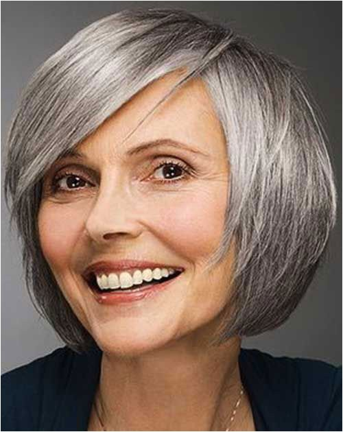 15 bob hairstyles for older women