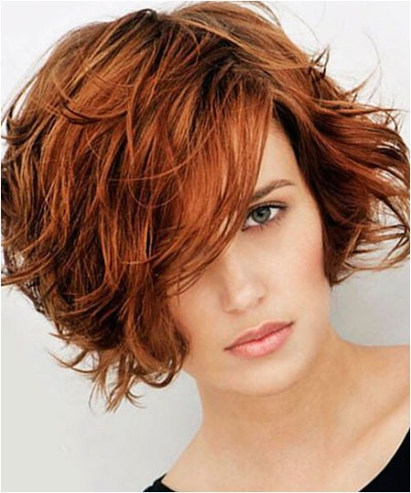 30 short layered hairstyles for thick hair