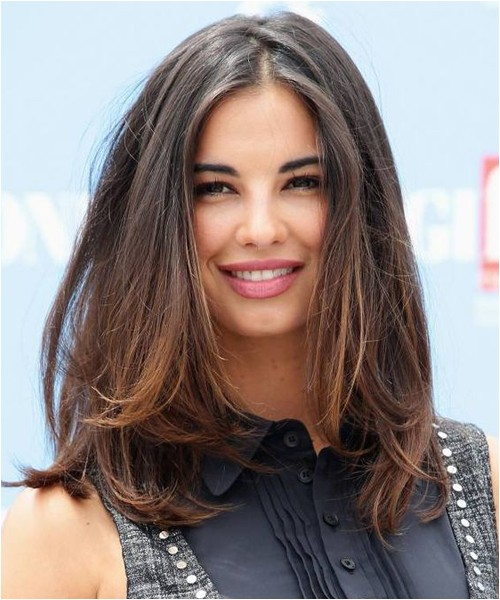 long length hairstyles for thick hair 2017