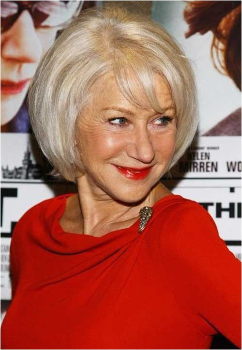 20 short bob hairstyles for women over 50