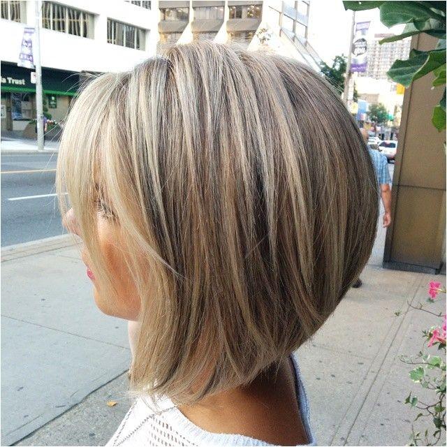 cute bob haircuts styles thick hair