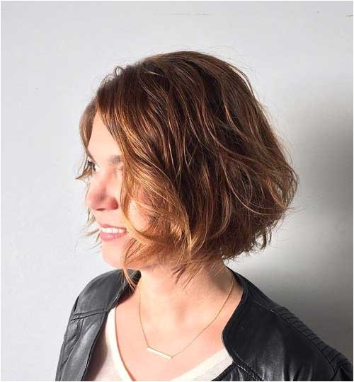 stylish bob haircuts for thick hair