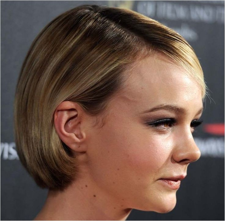behind the ears hairstyles for short hair