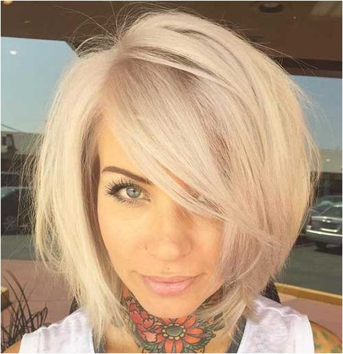 must see bob hairstyles with side bangs