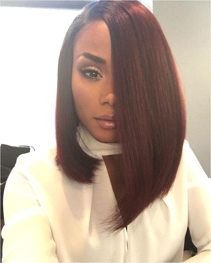 long bob hairstyles with weave