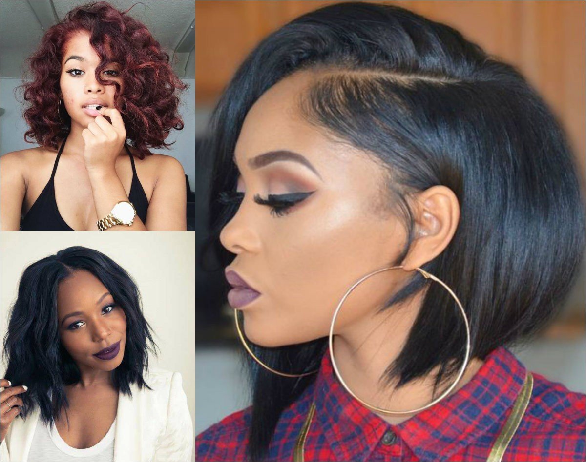 Bob Style Haircuts for Black Hair Black Women Bob Hairstyles to Consider today