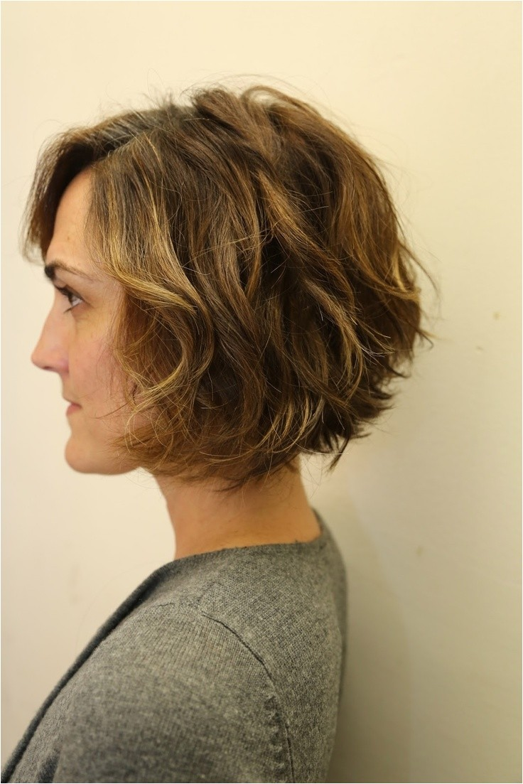 12 stylish bob hairstyles wavy hair