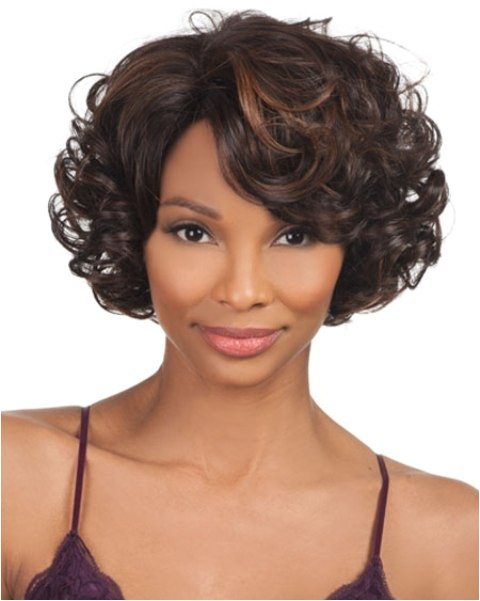 curly hair bob hairstyles black women