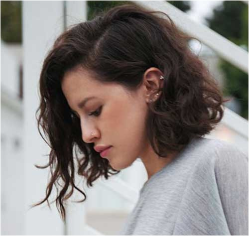 la s most preferred best curly bob hairstyles