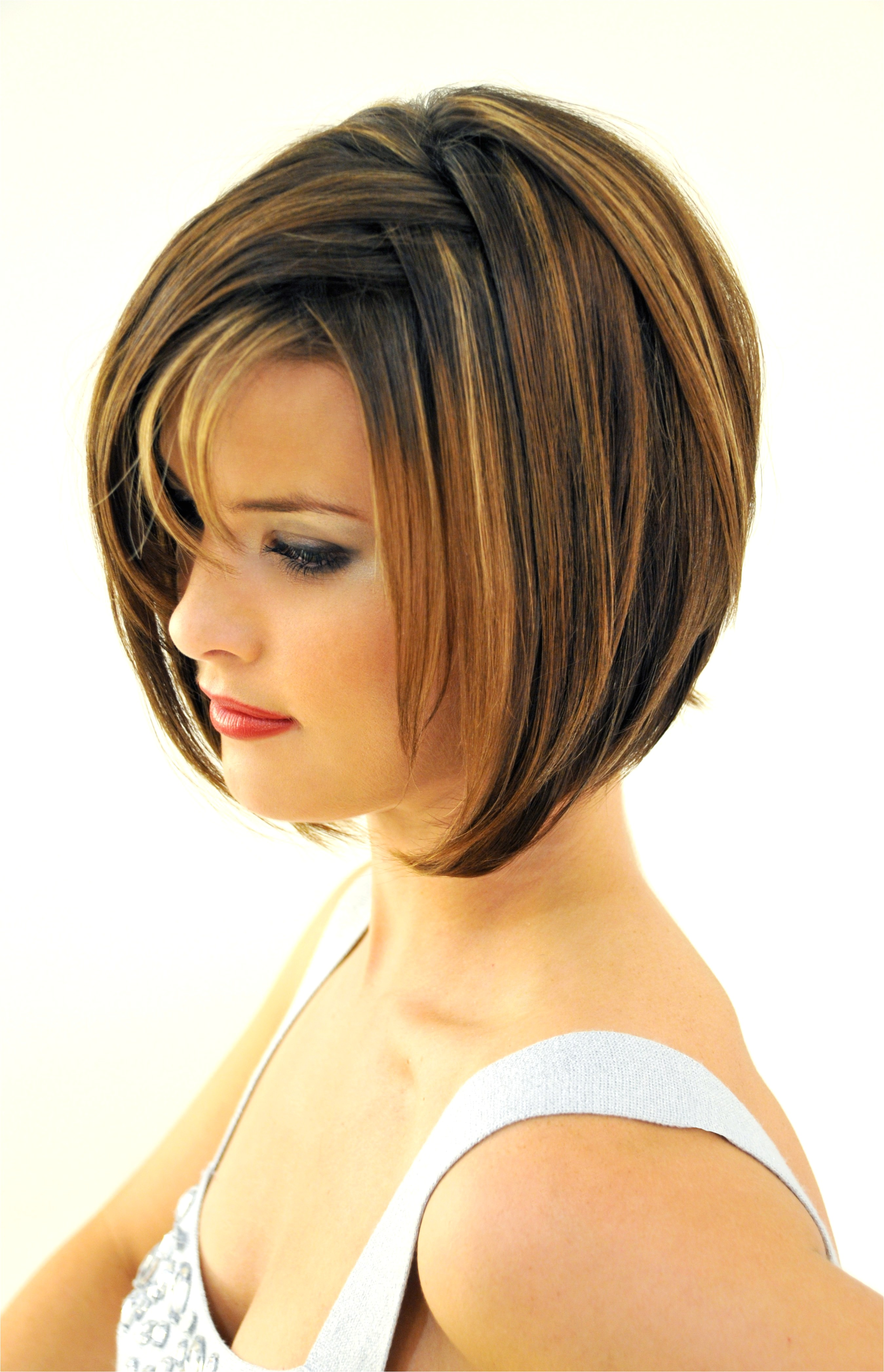 Bobbed Layered Haircuts Short Bob Hairstyles with Bangs 4 Perfect Ideas for You