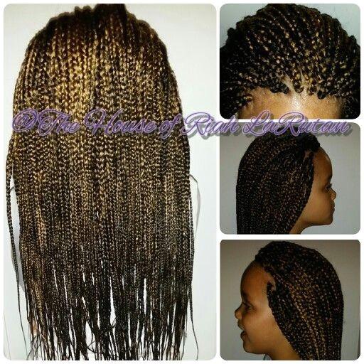 booty braid hair