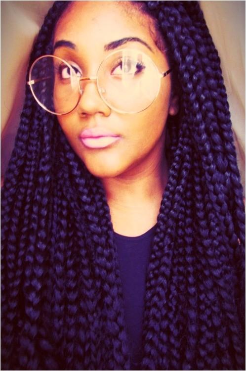 Box Braids Hairstyles Tumblr Rootsrecreated