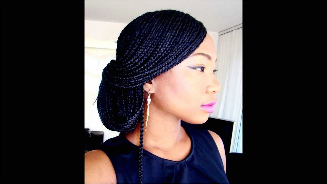 Box Braids Prom Hairstyles Home Ing Hairstyles with Box Braids