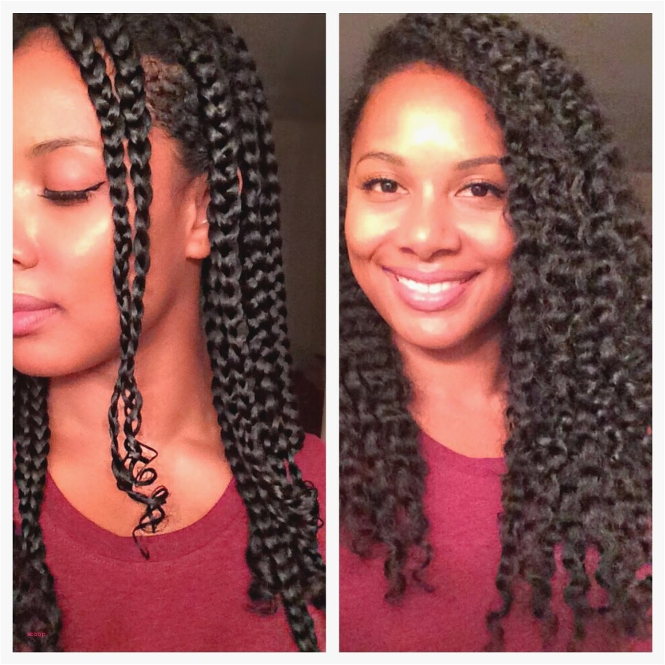 Curly Braided Hairstyles Style