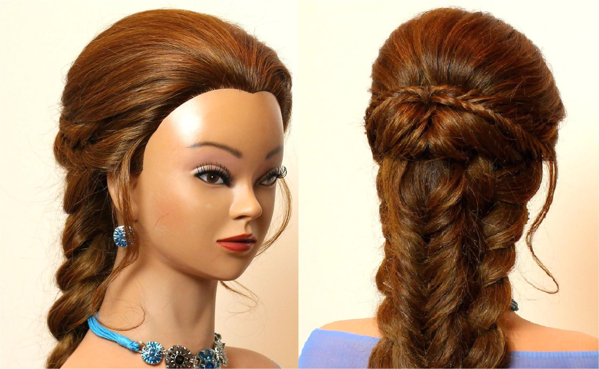 long hair hairstyles braids braided hairstyle for long hair bo braids youtube