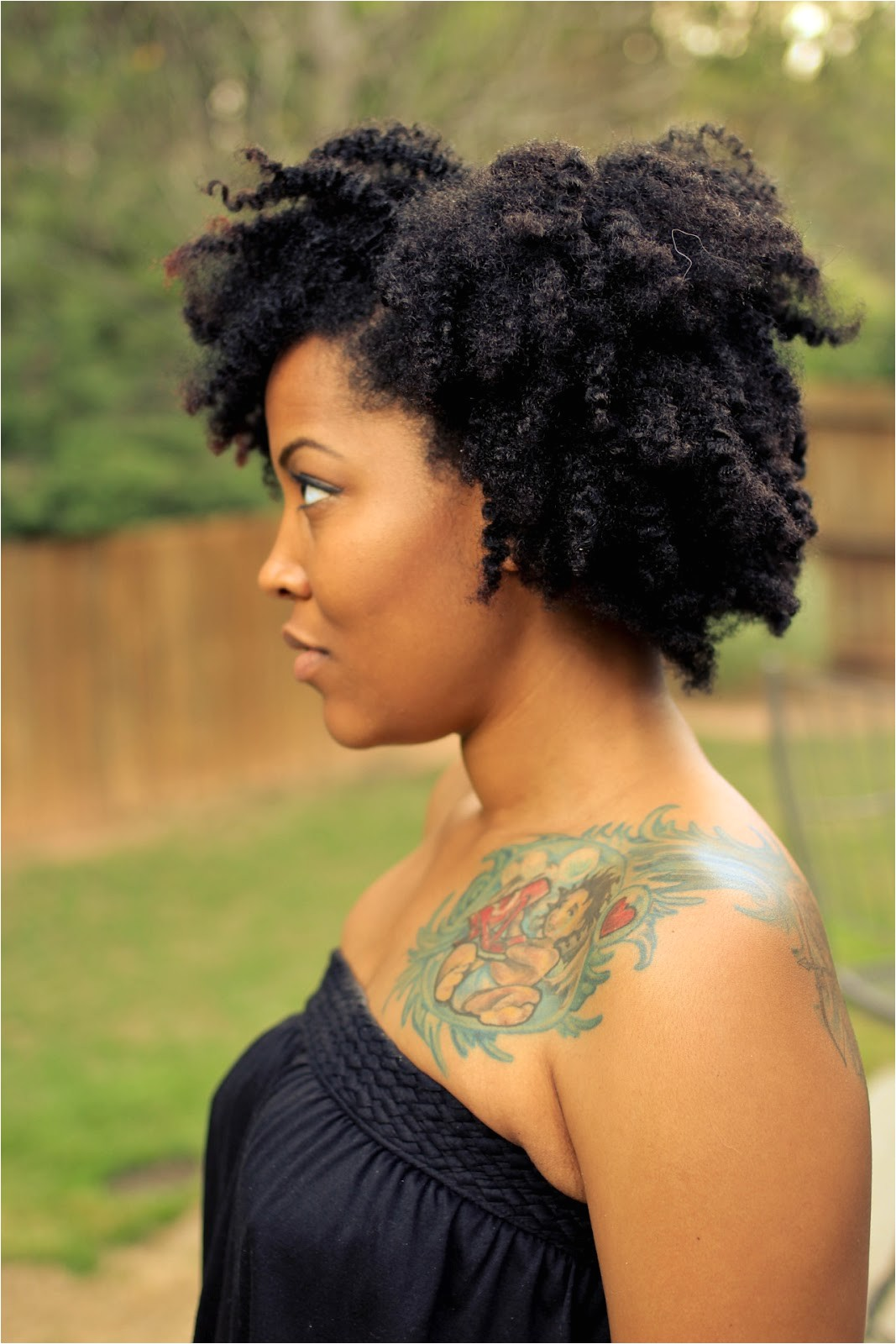 20 natural hairstyles at every stage