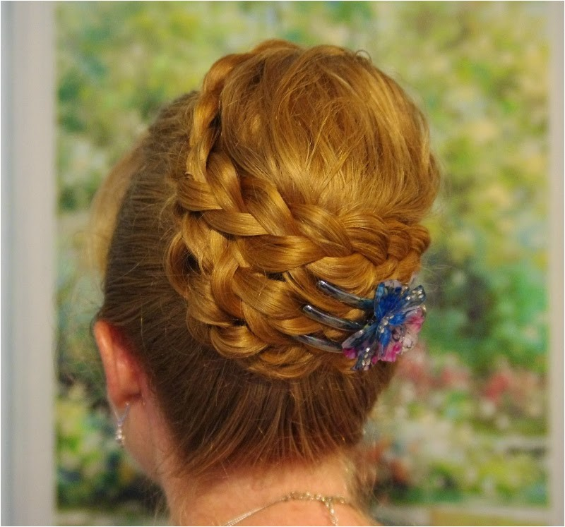 braided beehive