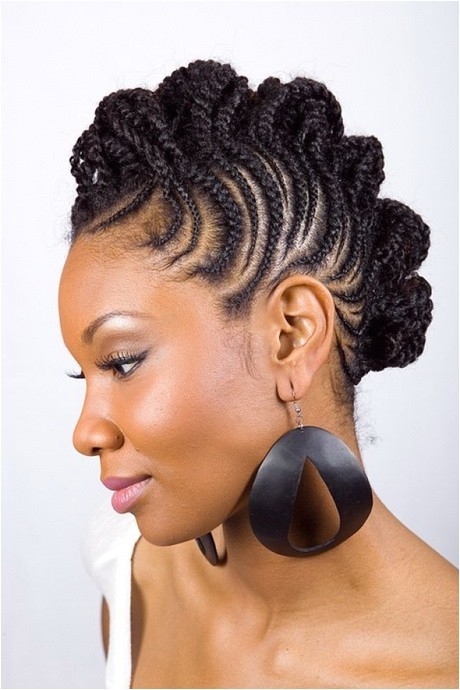 2015 black braided hairstyles