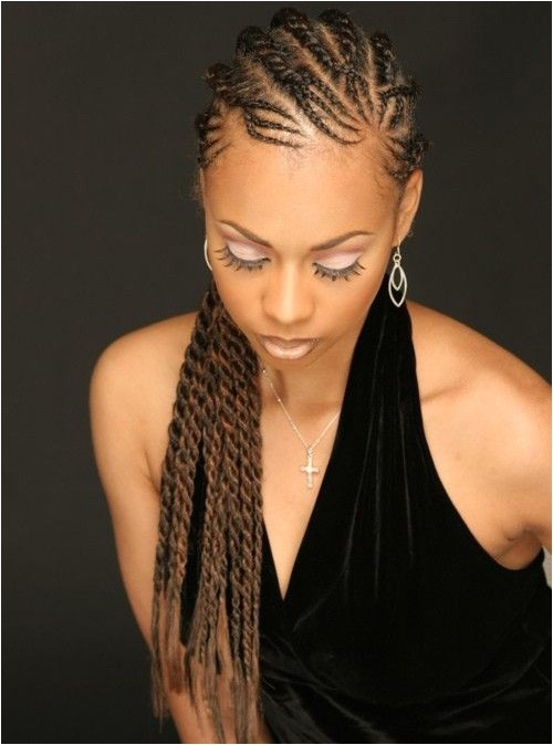 adorable braided hairstyles 2015 for african american women