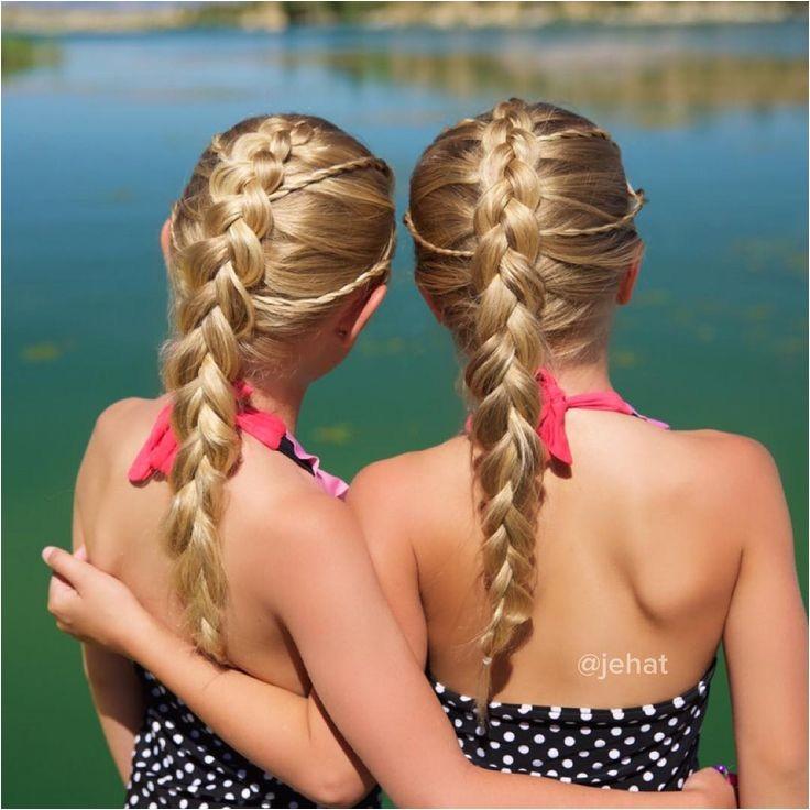swim hairstyles