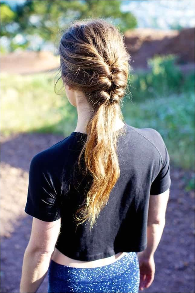 20 perfect swimming hairstyles