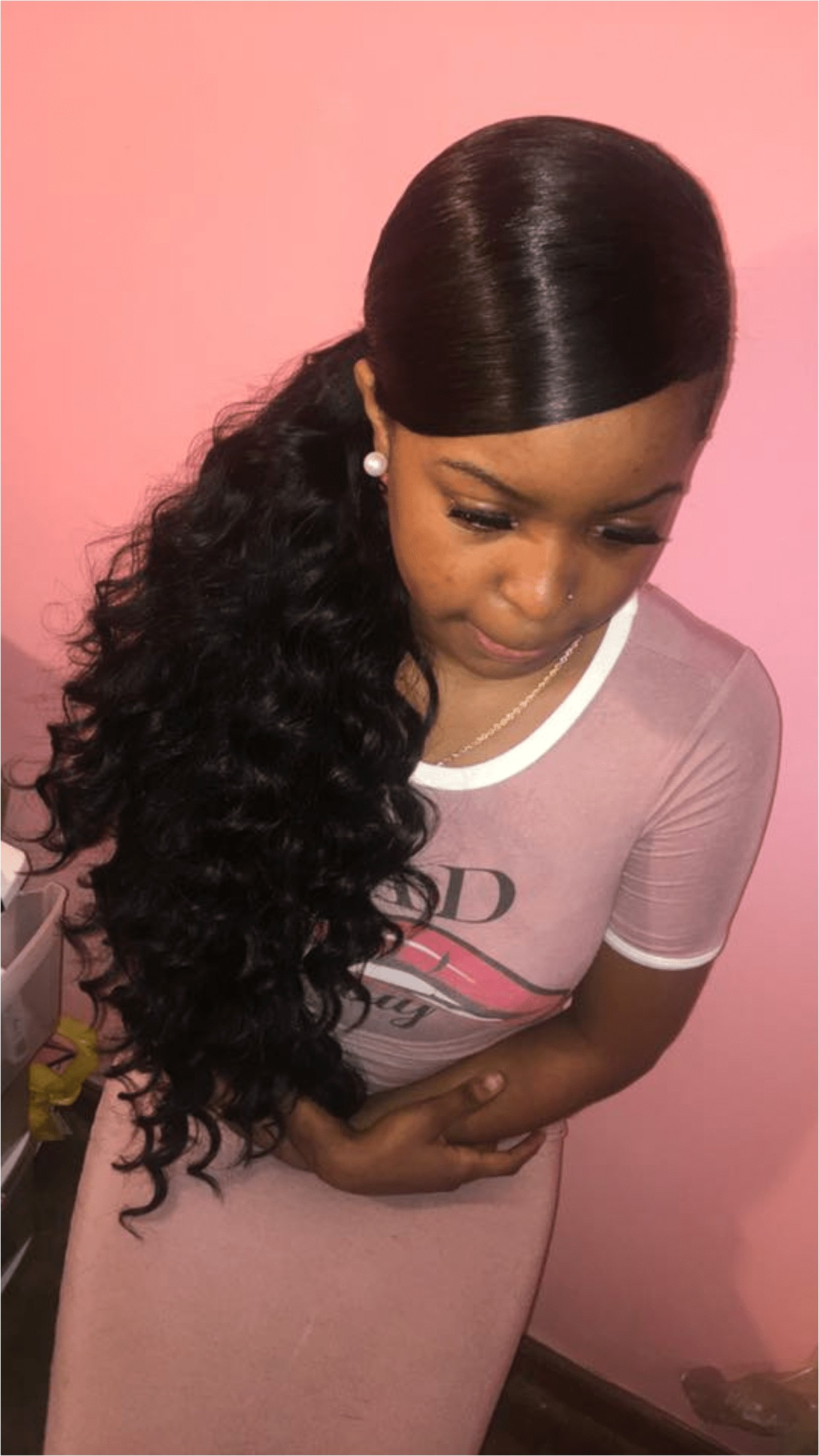 black women hairstyles girls prom hairstyles curly pinterest