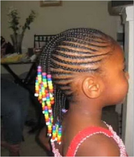 cane row hairstyles for girls