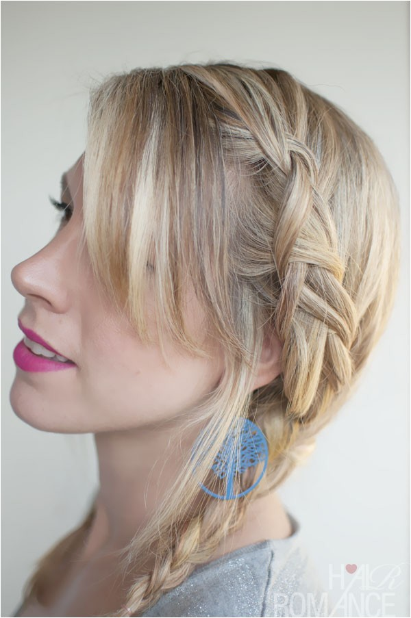holiday hairstyle ideas trendy dutch braided pigtails